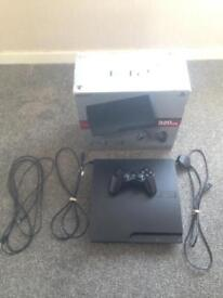 Black PS3 for sale