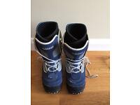 Vans Snowboard Boots World Traveller Hi-Standard Size 10