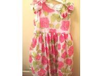 Sarah Louise Girls Dress - Age 3