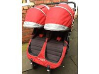 Citi Mini GT Double Pushchair (with raincover)