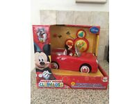Disney Mickey Mouse clubhouse remote control car