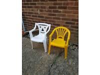 Pair of Kids chairs