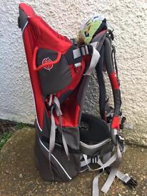 Lifeventure child carrier