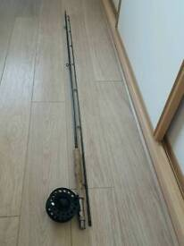 Diawa Whisker Fly Rod and Reel