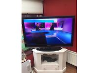 Samsung 52 inch hd LCD tv with inbuilt digital tuner as new