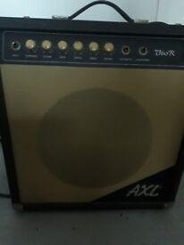 AXL 60R amplifier