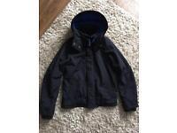 Hollister medium winter coat will fit teenager as small medium