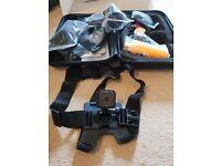 GoPro HERO5 Session Action Camera - 4K - Black
