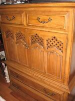 SET DE CHAMBRE ANTIQUE (THOMASVILLE 1963)