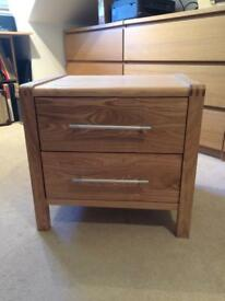 Bedside Table / Drawers