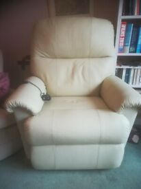 Restwell Borg recliner chair with single motor