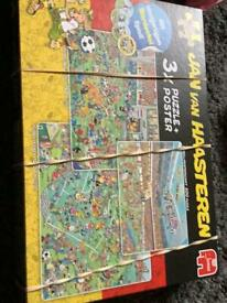 Jan van haasteren jigsaw puzzle