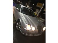 Jaguar S-Type 3.0 V6 243BHP Beast Automatic Fully Loaded £450 or swap