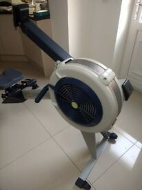 Concept 2 model E with PM4 Rowing Machine