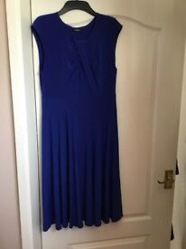 ROMAN DRESS SIZE 14 Ideal Cruise; Occasion; Evening Dress Very Good condition