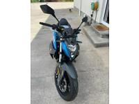 Cf moto 650nx