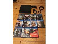 PS4 bundle + Games