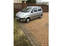 DAEWOO MATIZ VERY LOW MILEAGE IMMACULATE CAR HAS ONLY DONE 45000MILES FROM NEW