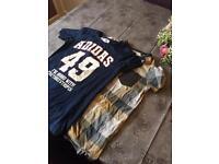 Boys clothing bundle - adidas, Next etc