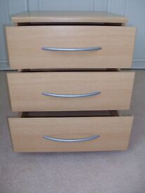 Small chest of drawers for sale