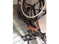 KTM myroon prestige xx mountain bike bicycle large frame carbon fibre limited edition