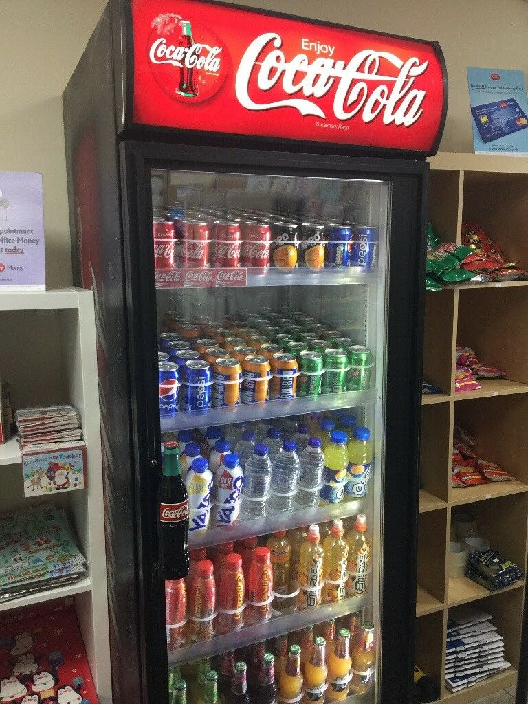 Display Coca Cola Fridge In Aberdeen Gumtree