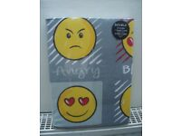 Double Duvet Bed Emoji Set