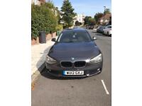 BMW 1 Series Automatic 2012