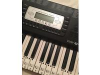 Piano electric keyboard