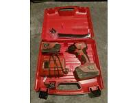 Hilti impact wrench SIW 22-A, impact drill