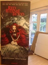 Red Riding Hood (2011) with Amanda Seyfried cinema cardboard cut out