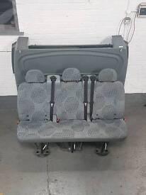 FORD TRANSIT MK7 CREW CAB SEAT CONVERSION 06-14