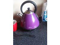Purple kettle