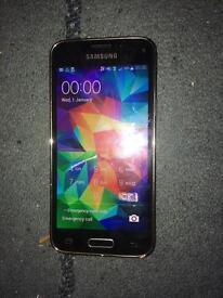 Unlocked Samsung galaxy s5 mini