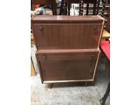 Drinks vintage cabinet