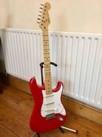 Fender 1987 Vintage American Standard Stratocaster - Torino Red
