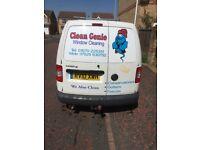 VW Caddy wfp window cleaning van £4750 ono