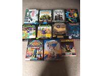 Collection of Atari games
