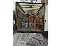 Man and van,removal van available 24/7 best rates