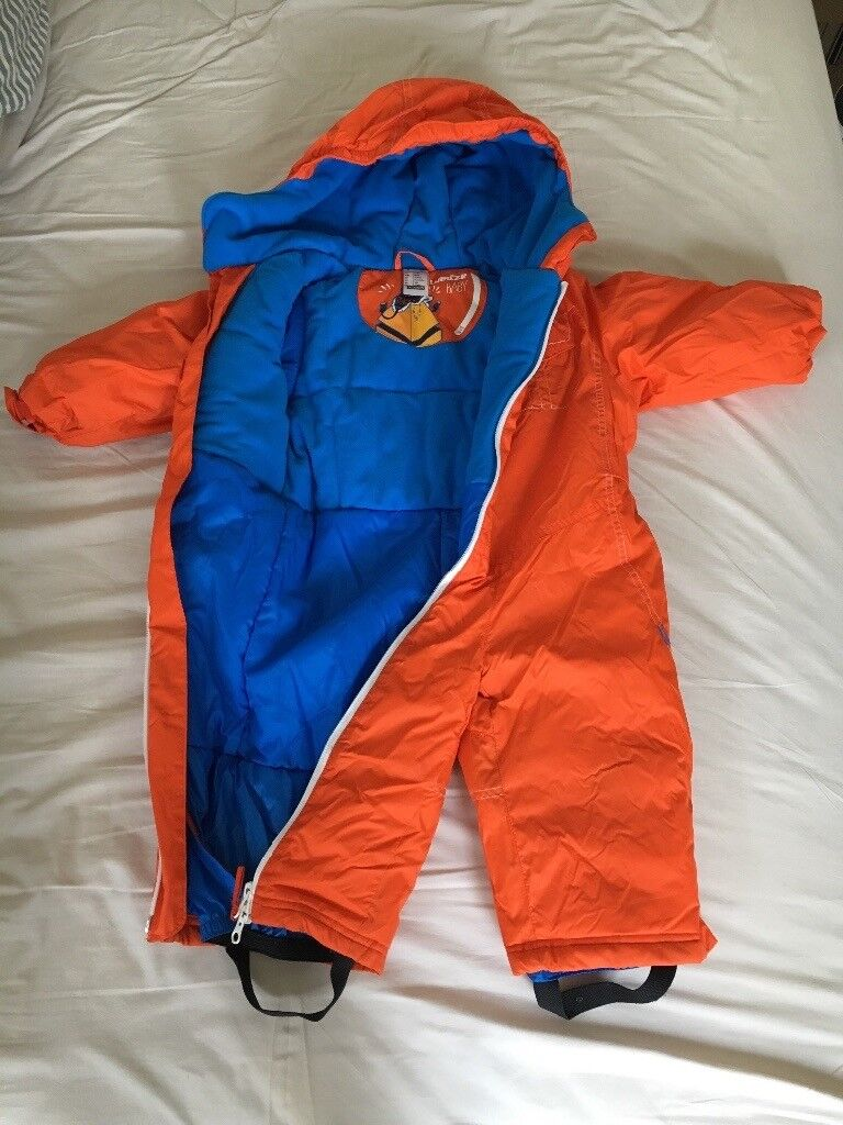 Baby All-in-One Ski Suit