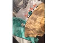 Boys age 18/24 months Zara mini River Ireland Disney t-shirts