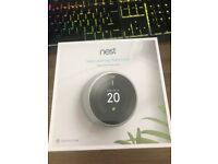 Nest Learning Thermostat 3rd Generation £160