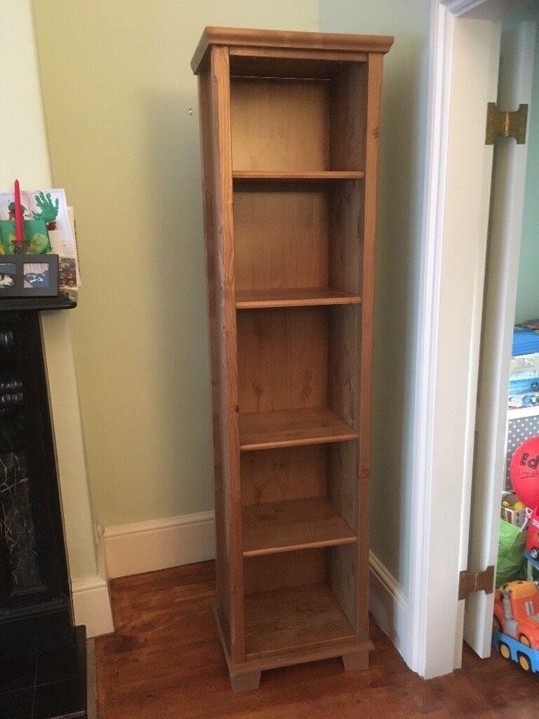 Tall Slim Bookcase Shelves
