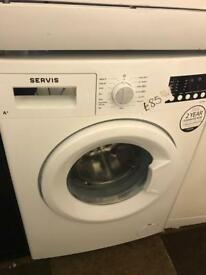 SEVICE 6KG WASHING MACHINE WITH GENUINE GUARANTEE- PLANET 🌎 APPLIANCE