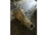 Ford transit mk6 2.4 rear wheel drive 5 speed gearbox cames with warranty