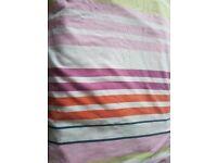 Single duvet cover and pillowcase
