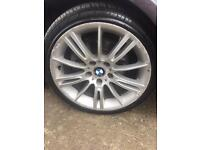 "Wanted x2 of these alloys BMW MV3 18"" Alloy"