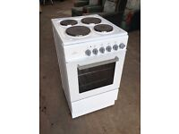 NEW WORLD ELECTRIC COOKER (50cm WIDE) ~~ HARDLY USED IN EXCELLENT CONDITION ~~ MAY DELIVER WEST MIDS