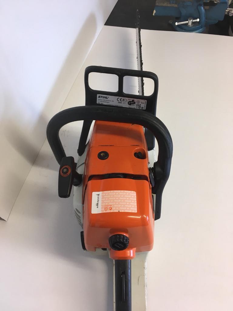 Stihl MS 341 Petrol Chainsaw