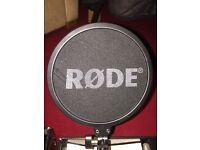 Rode NT2A studio condenser microphone